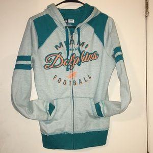 A NFL Miami Dolphins Jacket